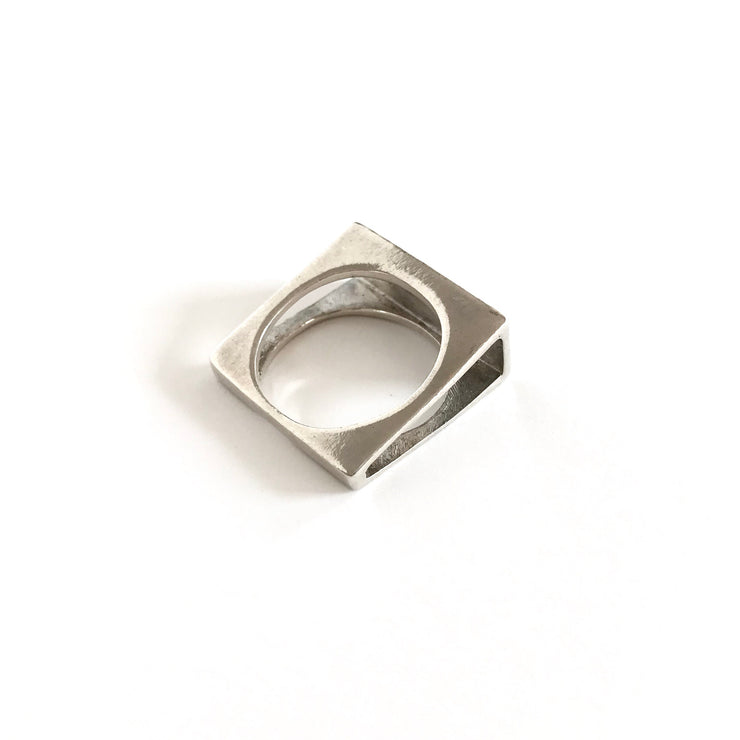 Spaces Triangle Ring