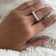 Spaces Oval Ring