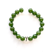 *NEW* Jade and Quartz Bracelet
