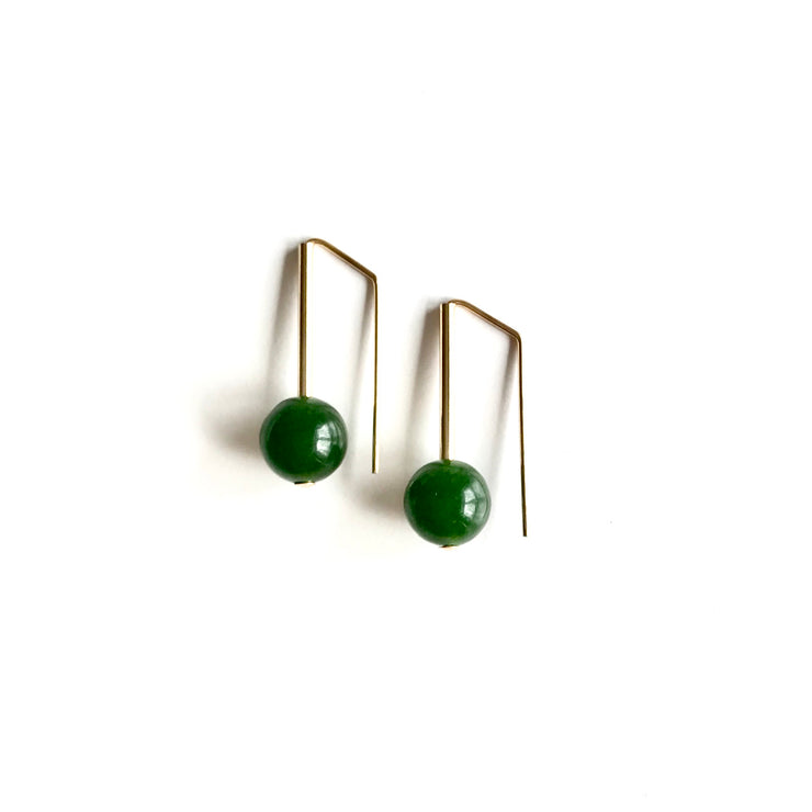 *NEW* Jade Everyday Earrings