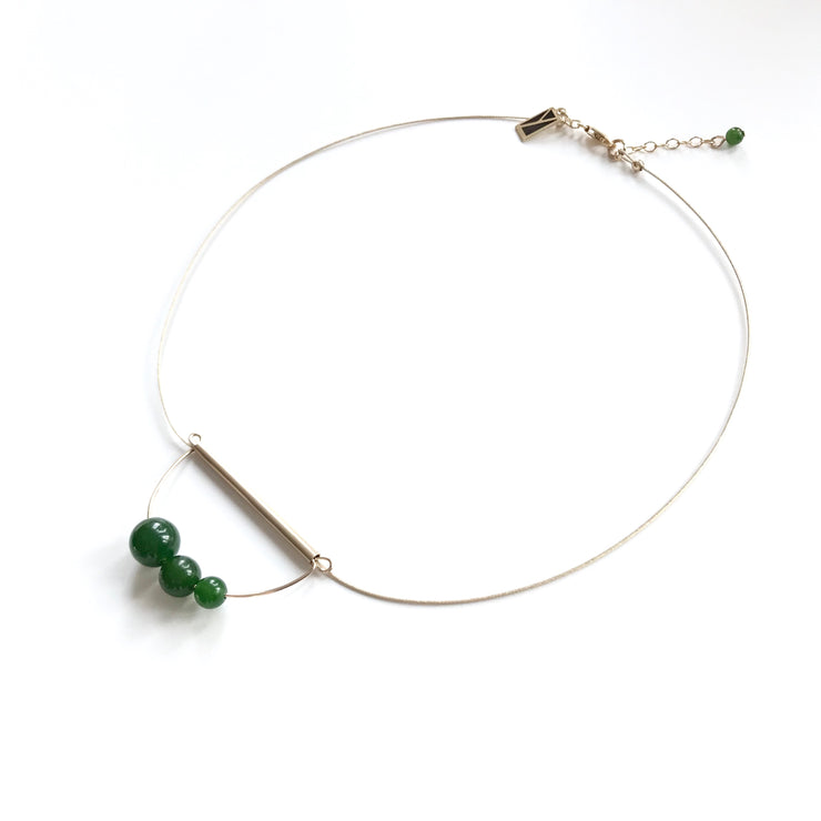 *NEW* Jade Abacus Necklace