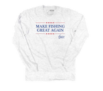 Make Fishing Great Again Long Sleeve - American Offshore