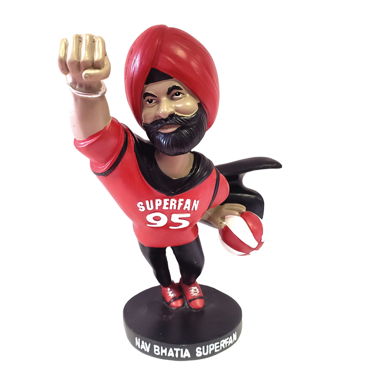 Superfan Bobblehead