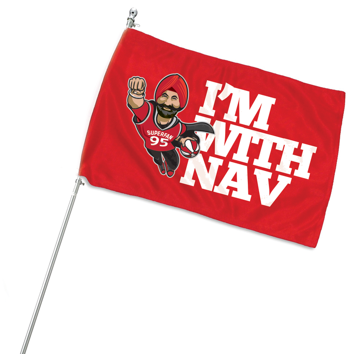 SuperFan Flag Large (Wall Size)
