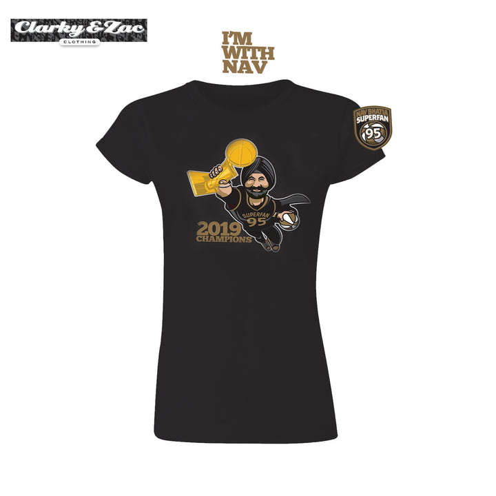 Women's Limited Edition Superfan Championship Tee