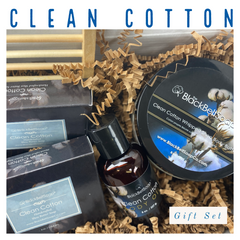Clean Cotton Gift Set