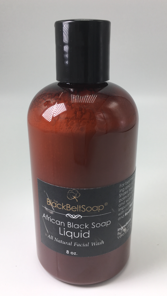 African Black Soap - Liquid
