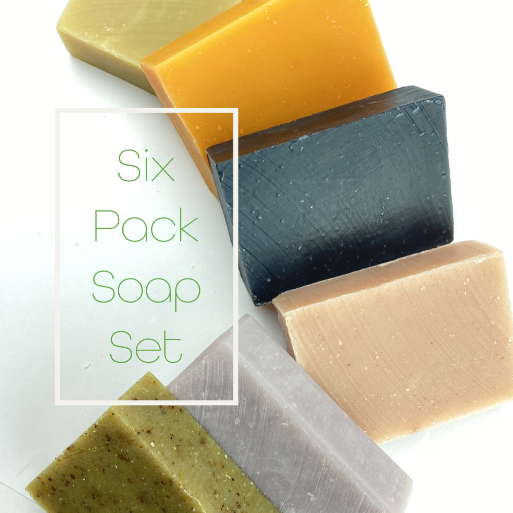 Six Pack Soap Set