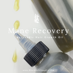 Mane Recovery - Ayurvedic Hair Growth Oil