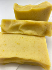 Orange and Ginger Fermented Rice Soap