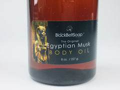Egyptian Musk Body Oil