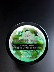 Mocha Mint Coffee Butter