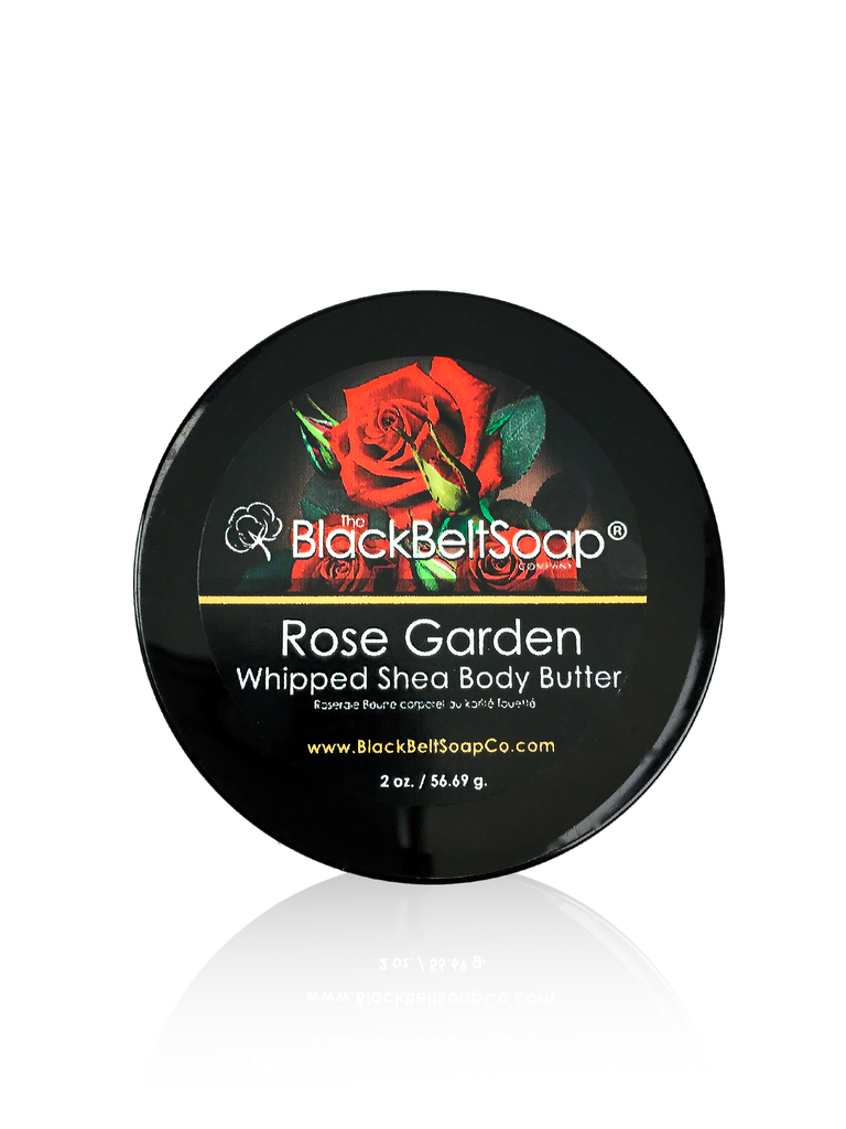 Rose Garden Whipped Shea Body Butter