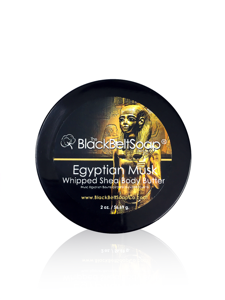 Egyptian Musk Whipped Shea Body Butter