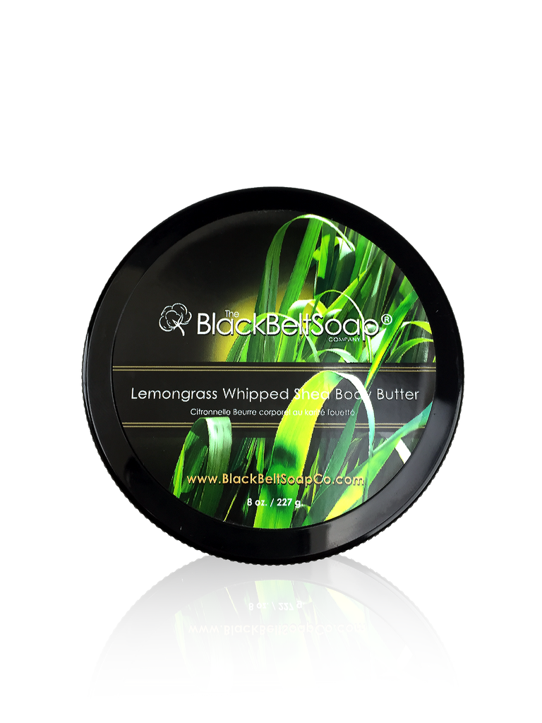 Lemongrass Whipped Shea Body Butter