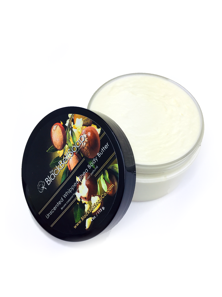 Unscented Whipped Shea Body Butter