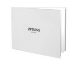 Options® Hard Cover Colour Book