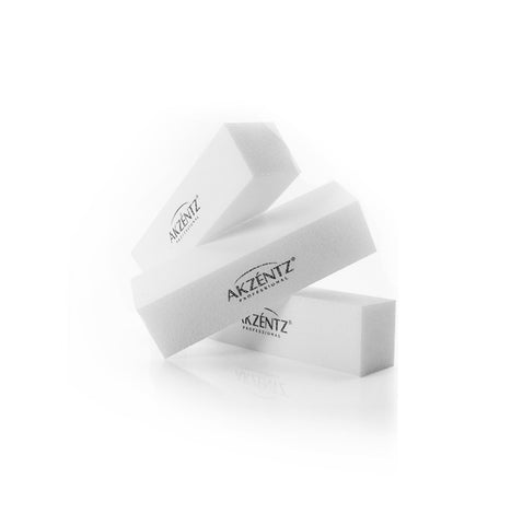 White White Buffing Blocks - 12 Pack