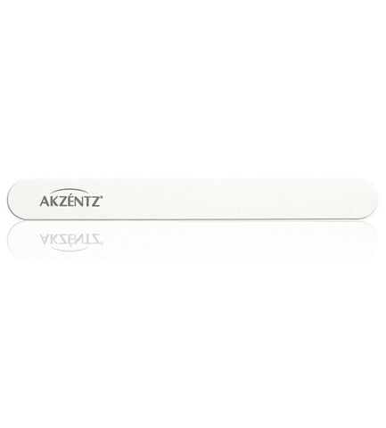 White Nail Files - Straight 50 Pack