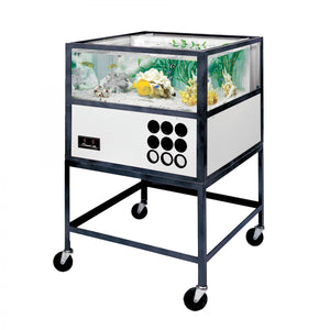 Stationary Stand For 55-Gallon Oceanic