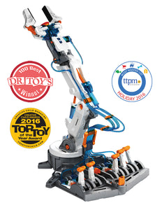 OWI Robot - OWI-632 - Hydraulic Arm Edge | STEM Toy Store | STEMToyStore.com