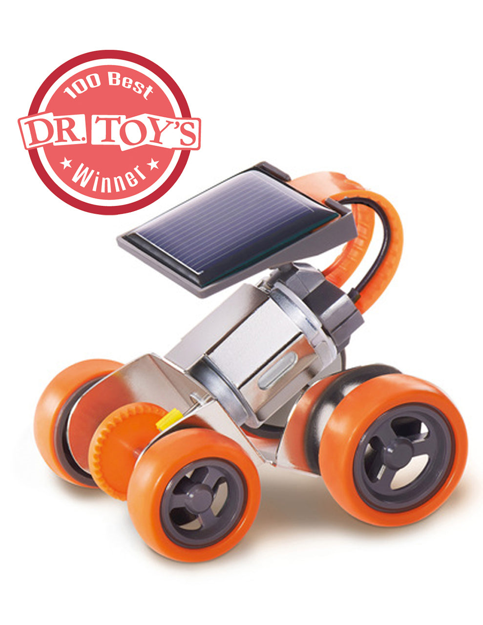 OWI Robot - OWI-MSK681 - Rookie Solar Racer v2 | STEM Toy Store | STEMToyStore.com