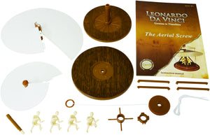 Edu-Toys - Leonardo Da Vinci Kit - Aerial Screw - EDU61002 | STEM Toy Store | STEMToyStore.com