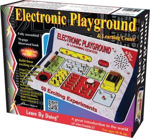 ELENCO - Electronic Playground 50-in-1 Experiments -  EP50 | STEM Toy Store | STEMToyStore.com