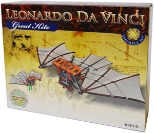 Edu-Toys - Leonardo Da Vinci Kit - Great Kite - EDU61021 | STEM Toy Store | STEMToyStore.com