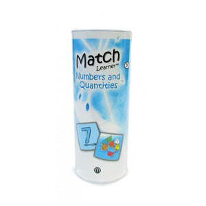 Match Learner™ Numbers and Quantities | STEM Toy Store | STEMToyStore.com