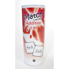 Match Learner™ Addition 1-30 | STEM Toy Store | STEMToyStore.com