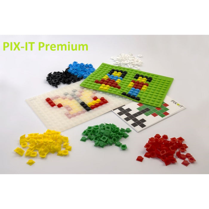 PIX-IT Premium Box 2 - STEM Building Kit - PI-1002 | STEM Toy Store | STEMToyStore.com