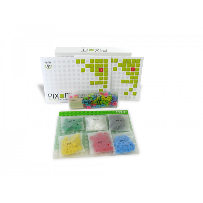 PIX-IT Premium - STEM Building Kit - PI-1002P | STEM Toy Store | STEMToyStore.com