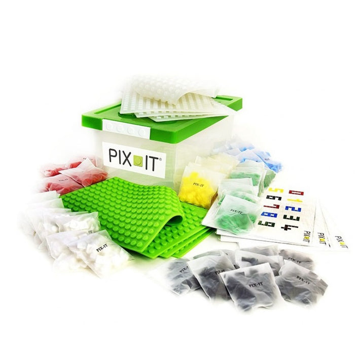 PIX-IT Premium Box 8 - STEM Building Kit - PI-1003 | STEM Toy Store | STEMToyStore.com