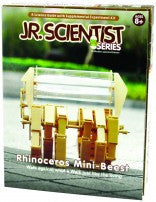 Rhinoceros Mini-Beest Kit - EDU62222 | STEM Toy Store | STEMToyStore.com