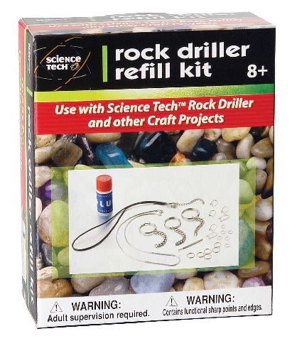 Rock Driller refill set - EDU37410 | STEM Toy Store | STEMToyStore.com