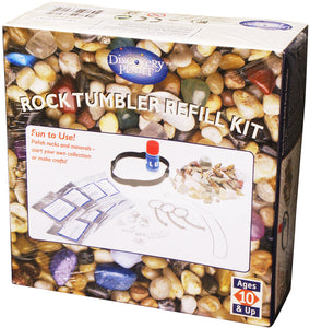 Rock Tumbler Refill Kit - EDU36925 | STEM Toy Store | STEMToyStore.com