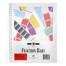 Fraction Bars™ Teacher's Guide, Grades 5-8 (130 Pages) | STEM Toy Store | STEMToyStore.com