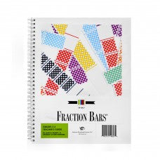 Fraction Bars™ Teacher's Guide, Grades 3-4 (71 Pages) | STEM Toy Store | STEMToyStore.com