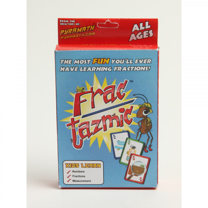 Fractazmic® Card Game | STEM Toy Store | STEMToyStore.com