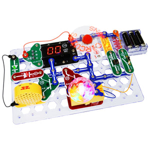 ELENCO - Snap Circuits - Arcade Electronics Exploration Kit - 200+ STEM Projects - SCA200 | STEM Toy Store | STEMToyStore.com