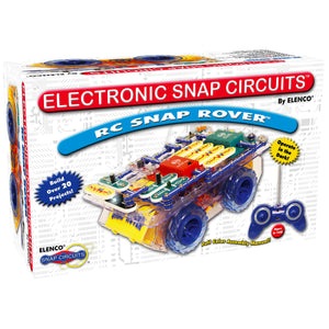 ELENCO - Snap Circuits - Snap Rover - 20+ STEM Projects - SCROV10 | STEM Toy Store | STEMToyStore.com