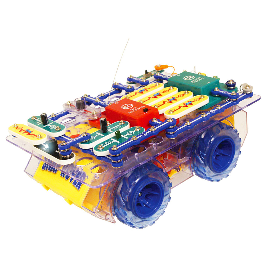 Elenco Snap Circuits Rover Scrov10 Stem Toy Store Electric