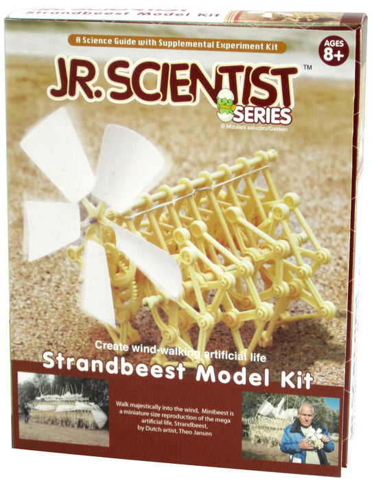 ELENCO - Edu-Toys - Jr. Scientist - Strandbeest Model Kit - EDU62221 | STEM Toy Store | STEMToyStore.com