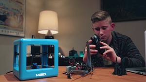 M3D - THE MICRO+ 3D PRINTER | STEM Toy Store | STEMToyStore.com