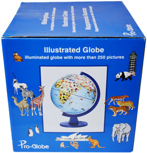 Edu-Toys - Wildlife Globe -  EDU37149 | STEM Toy Store | STEMToyStore.com