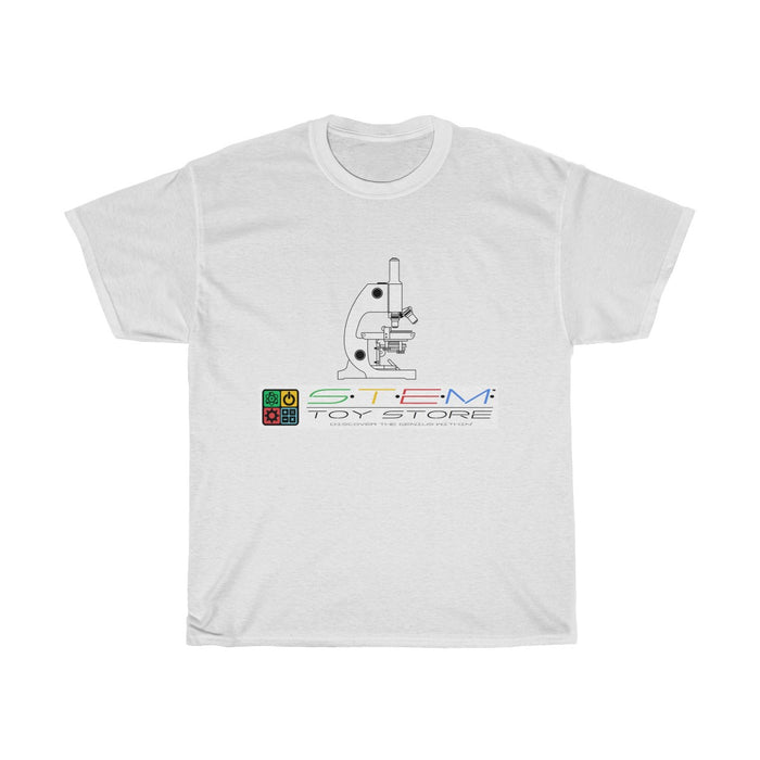 STEM Heavy Cotton Tee | STEM Toy Store | STEMToyStore.com