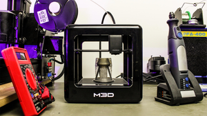 M3D - MICRO+ 3D PRINTER HEATED PRINT BED | STEM Toy Store | STEMToyStore.com