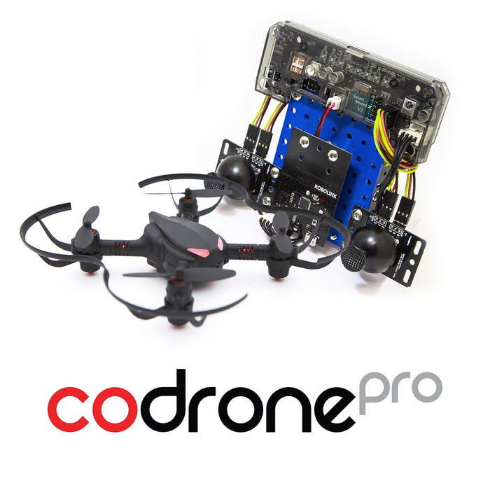 Robolink - CoDrone Pro - Programmable Aerial Drone (767408997607) | STEM Toy Store | STEMToyStore.com