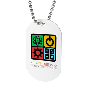 STEM Dog Tag | STEM Toy Store | STEMToyStore.com